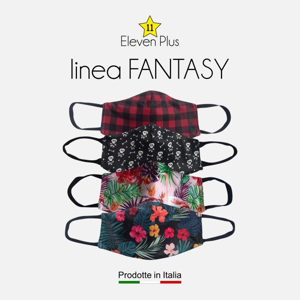 mascherine linea fantasy