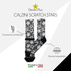 Calazini scratch stars