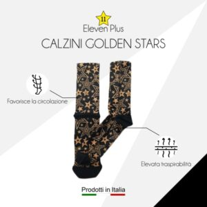 Calazini golden stars