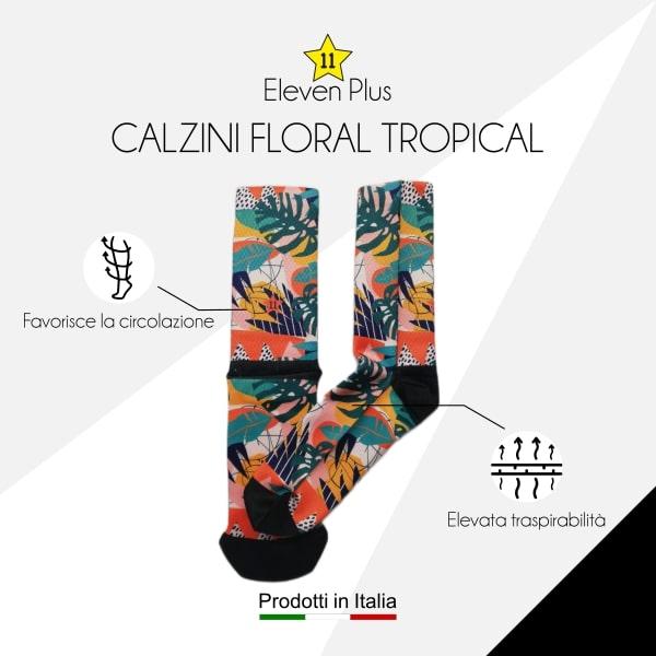 Calazini floral tropical
