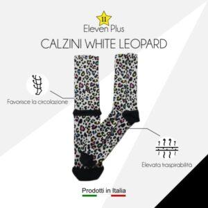 Calazini white leopard