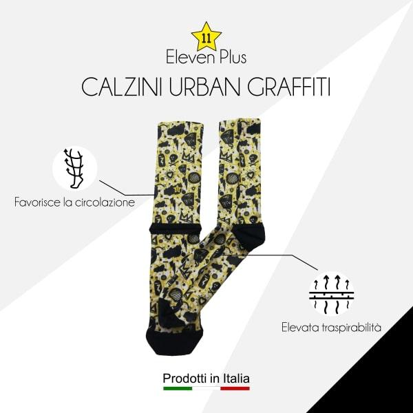 Calazini urban graffiti