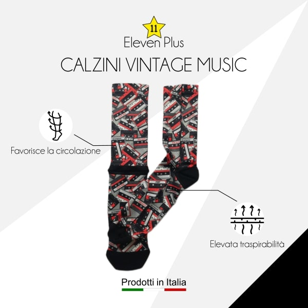 Calazini vintage music