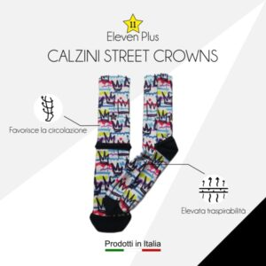 Calazini street crowns