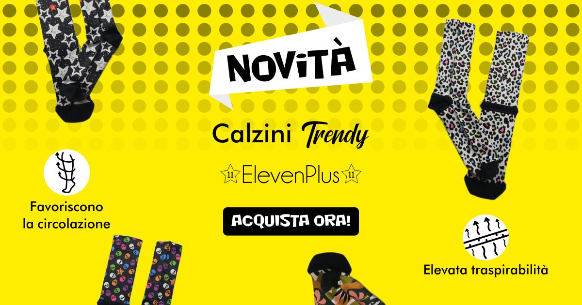 Calzini moderni ElevenPlus