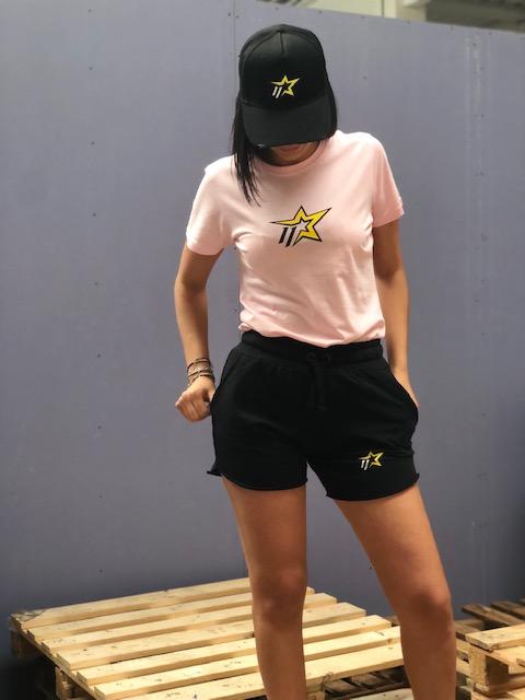 T-Shirt Eleven Plus rosa